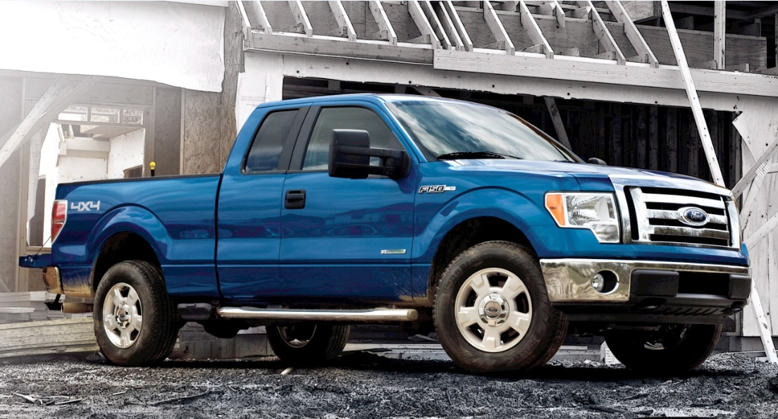 2012 ford f 150 review. Black Bedroom Furniture Sets. Home Design Ideas