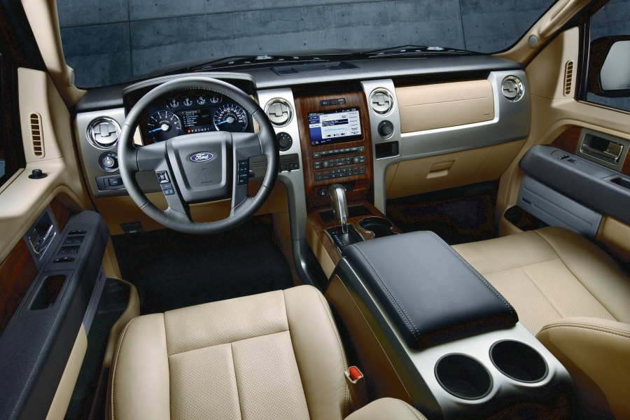 How Much Can An F150 Tow >> 2012 Ford F-150 Review