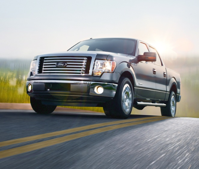 2012 Ford F-150 Review