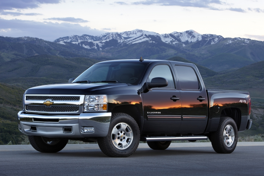 2012 chevy silverado 1500 review. Black Bedroom Furniture Sets. Home Design Ideas