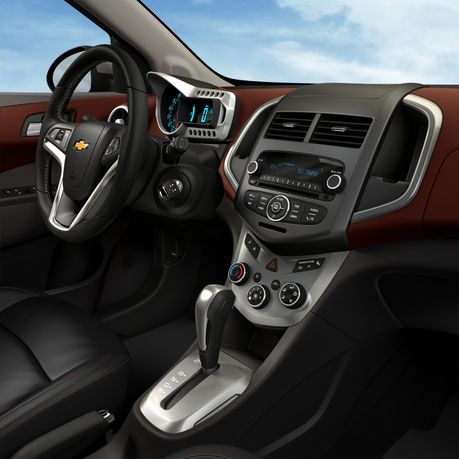 Small Hatchback Turbo Cars: 2012 Chevy Sonic Review