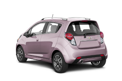 Review of the 2013 Chevrolet Spark
