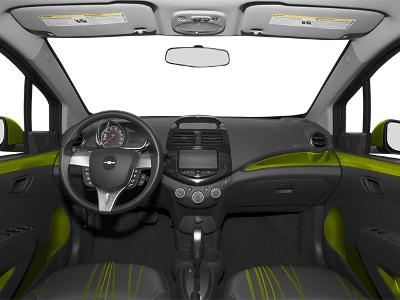 Used Chevy Spark >> 2013 Chevrolet Spark Review