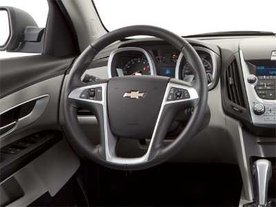 2013 Chevy Equinox Interior