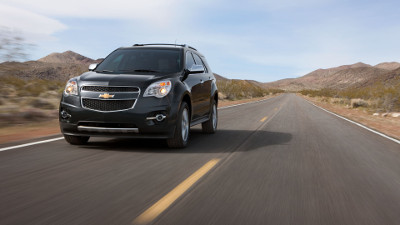 2013 Chevy Equinox Performance