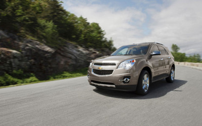 2013 Chevy Equinox Safety