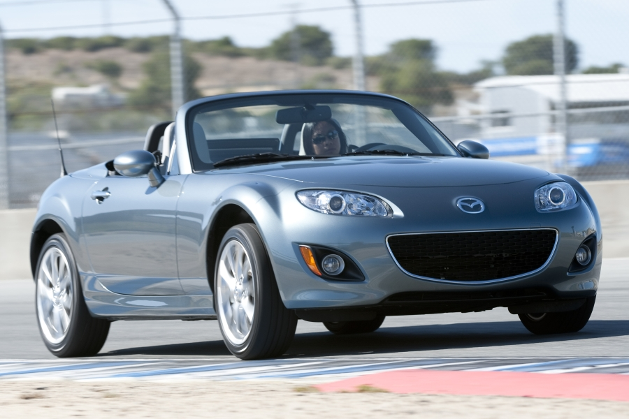 lightweight small sports cars