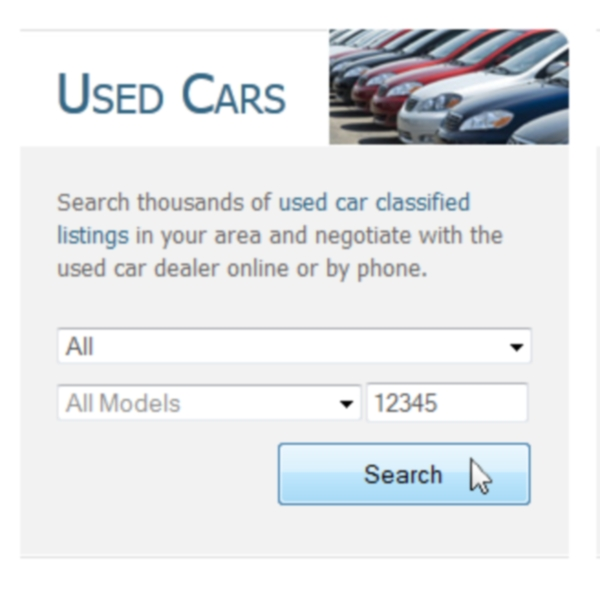 Officially The UK's Biggest Car Search Engine - Carsnip.com