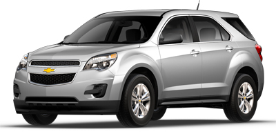 Review of the 2013 Chevy Equinox