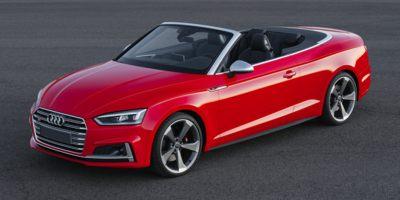2019 Audi S5 Cabriolet