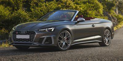 2021 Audi S5 Cabriolet
